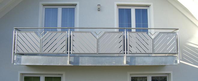 Französische Geländer - Multerer Balkone | Ihr Partner Für Alu ... Terrassen Gelander Design